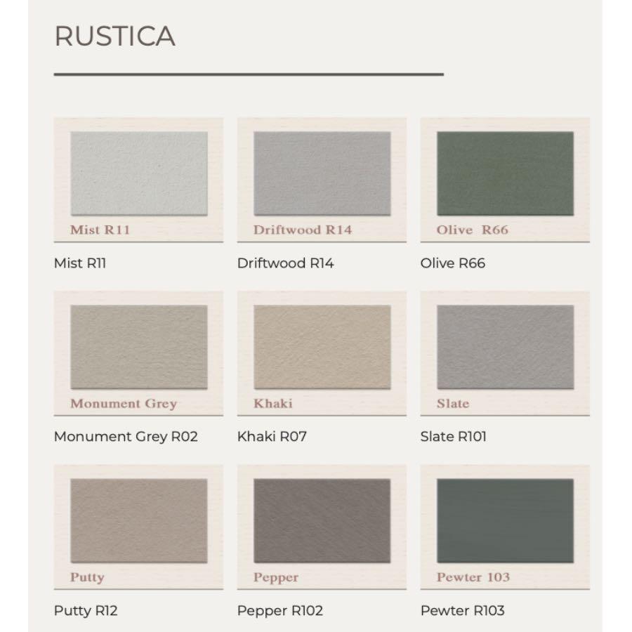 Colourcard Rustica
