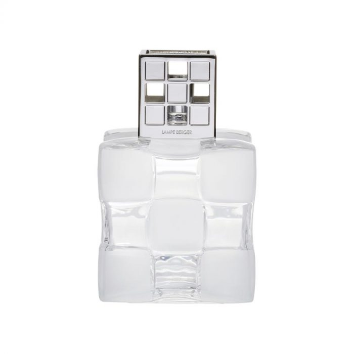 Maison Lampe Berger Damier Transparente 2