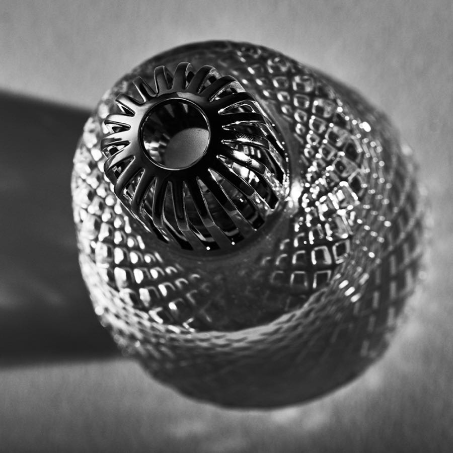 Maison Lampe Berger Giftset Matali Crasset Transparant 4