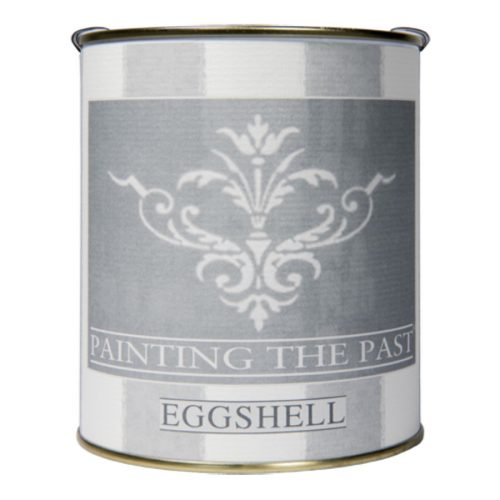 Painting the Past Eggshell Bucket