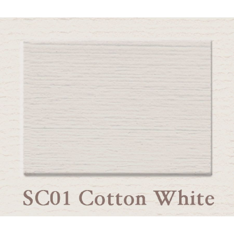 Shabby Chic Sample 60ml Cotton White 1