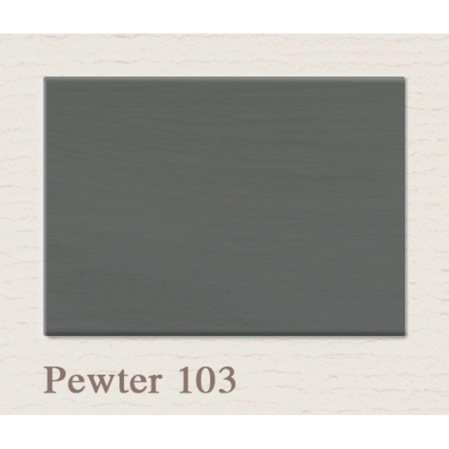 Traditional Sample 60ml Pewter