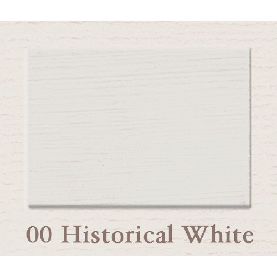 Traditionals Sample 60ml historical white