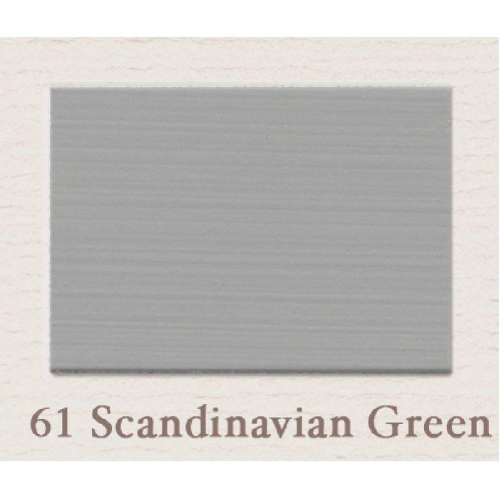 Traditionals Sample 60ml scandinavian green